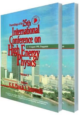 High Energy Physics: 2v: Symposium Proceedings (Hardback)