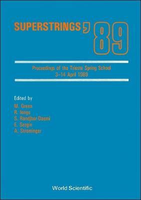 Superstrings 1988: Workshop Proceedings (Hardback)