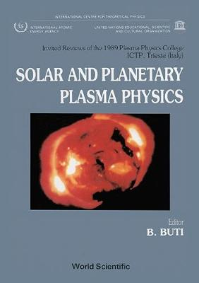 Solar and Planetary Plasma Physics (Hardback)