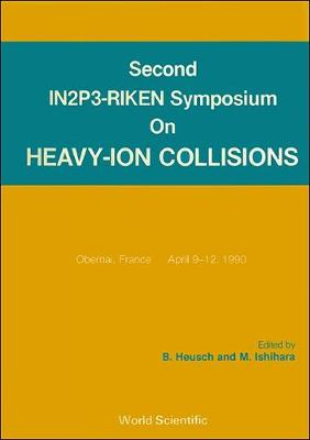Heavy Ion Collisions: Proceedings of the 2nd IN2P3, RIKEN Symposium (Hardback)