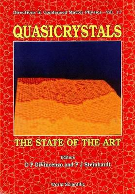 Quasicrystals: The State of the Art - Directions in Condensed Matter Physics S. Vol 11 (Hardback)