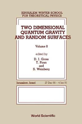 Two Dimensional Quantum Gravity and Random Surfaces: 8th Jerusalem Winter School for Theoretical Physics (Paperback)