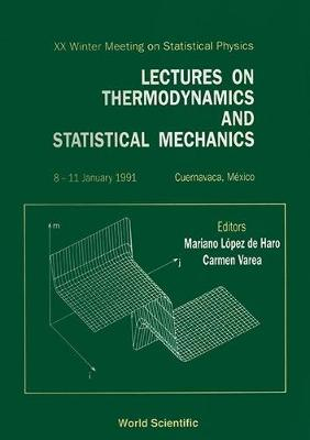 Lectures on Thermodynamics and Statistical Mechanics: 20th Winter Meeting on Statistical Physics (Hardback)