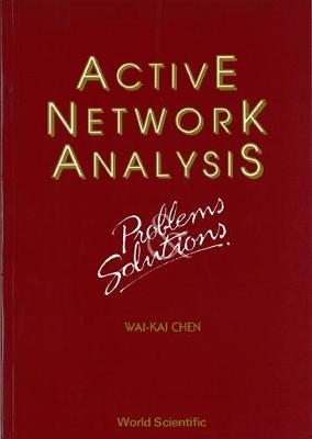 Active Network Analysis - Problems And Solutions (Paperback)
