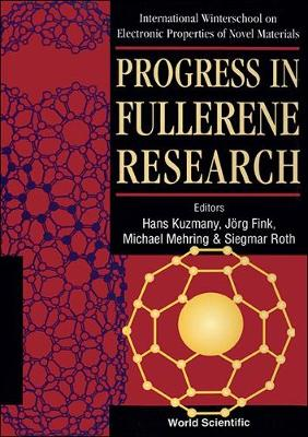 Electronic Properties of Novel Materials: Progress in Fullerene Research (Hardback)