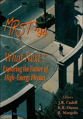 What Next?: Exploring the Future of High Energy Physics - Proceedings of the 16th Annual Montreal-Rochester-Syracuse-Toronto Meeting (Hardback)