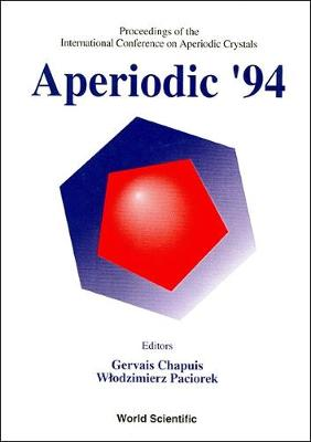 Aperiodic '94: International Conference on Aperiodic Crystals (Hardback)