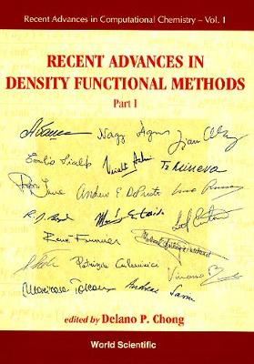 Recent Advances In Density Functional Methods, Part I - Recent Advances In Computational Chemistry 1 (Hardback)