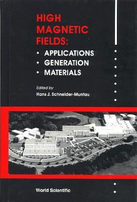 High Magnetic Fields, Applications, Generation And Materials: Proceedings Of The International Workshop (Hardback)