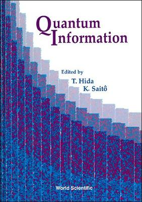 Quantum Information - Proceedings Of The First International Conference (Hardback)