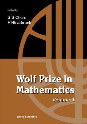 Wolf Prize In Mathematics, Volume 1 (Hardback)
