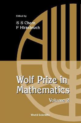 Wolf Prize In Mathematics, Volume 2 (Hardback)