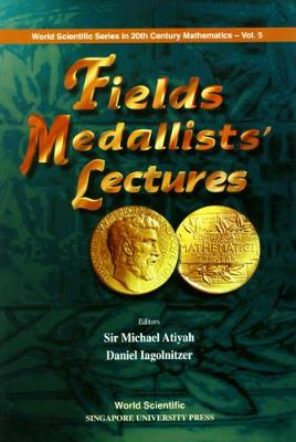 Fields Medallists' Lectures - World Scientific Series In 20th Century Mathematics 5 (CD-ROM)