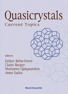 Quasicrystals: Proceedings Of The Spring School (Hardback)