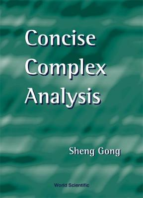 Concise Complex Analysis (Hardback)