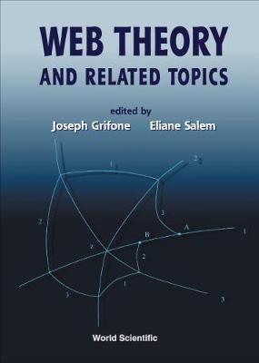 Web Theory And Related Topics (Hardback)