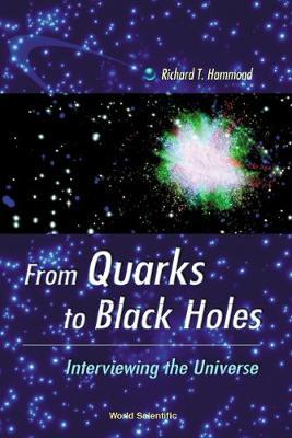 From Quarks To Black Holes - Interviewing The Universe (Hardback)