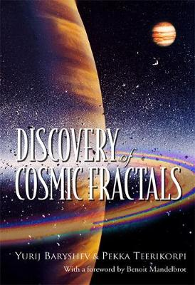 Discovery Of Cosmic Fractals (Hardback)