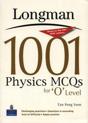 Longman 1001 Physics MCQs for O Level (Paperback)