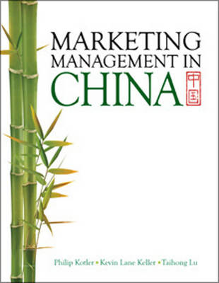 Marketing Management in China (Paperback)