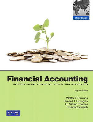 Financial Accounting (IFRS) Plus MyAccountingLab