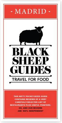 Black Sheep Guides. Travel for Food: Madrid (Paperback)