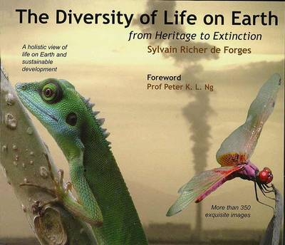 The Diversity of Life on Earth: From Heritage to Extinction (Hardback)