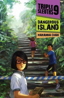 Triple Nine Sleuths: Dangerous Island (Paperback)
