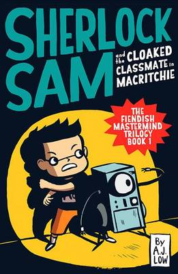 Sherlock Sam and the Cloaked Classmate in Macritchie: 6 (Paperback)