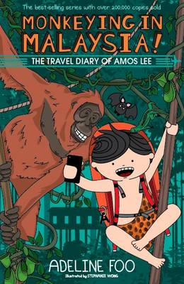 The Travel Diary of Amos Lee: Monkeying in Malaysia! (Paperback)