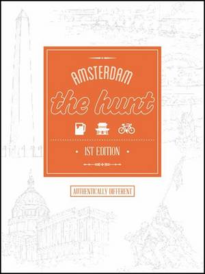 The Hunt Amsterdam - The Hunt Guides (Paperback)
