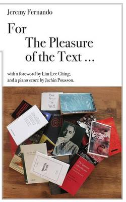 For the Pleasure of the Text ... (Paperback)
