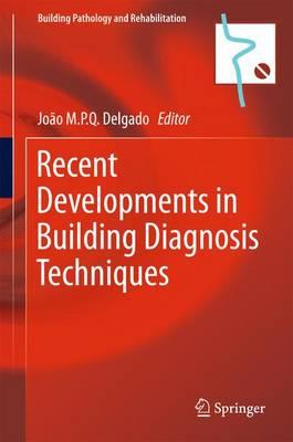 Recent Developments in Building Diagnosis Techniques - Building Pathology and Rehabilitation 5 (Hardback)