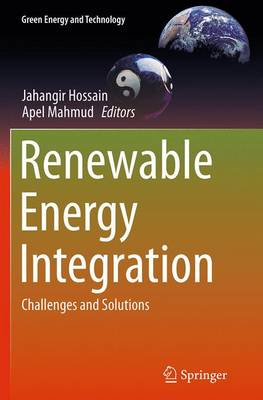 Renewable Energy Integration: Challenges and Solutions - Green Energy and Technology (Paperback)