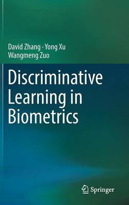 Discriminative Learning in Biometrics (Hardback)