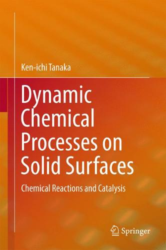 Dynamic Chemical Processes on Solid Surfaces: Chemical Reactions and Catalysis (Hardback)