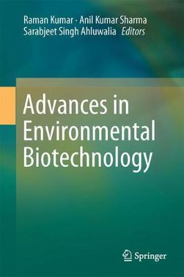 Advances in Environmental Biotechnology (Hardback)