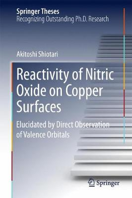 Reactivity of Nitric Oxide on Copper Surfaces: Elucidated by Direct Observation of Valence Orbitals - Springer Theses (Hardback)