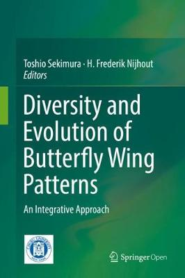 Diversity and Evolution of Butterfly Wing Patterns: An Integrative Approach (Hardback)