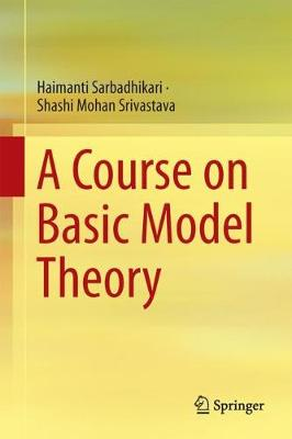 Cover A Course on Basic Model Theory