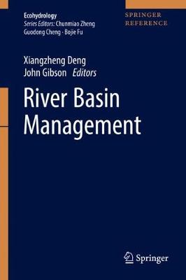 River Basin Management - Ecohydrology (Hardback)