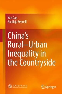 China's Rural-Urban Inequality in the Countryside (Hardback)