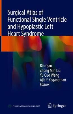 Surgical Atlas of Functional Single Ventricle and Hypoplastic Left Heart Syndrome (Hardback)