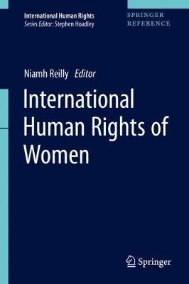 International Human Rights of Women - International Human Rights (Hardback)