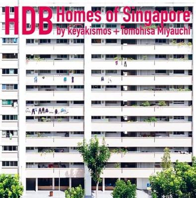 HDB Homes of Singapore (Paperback)