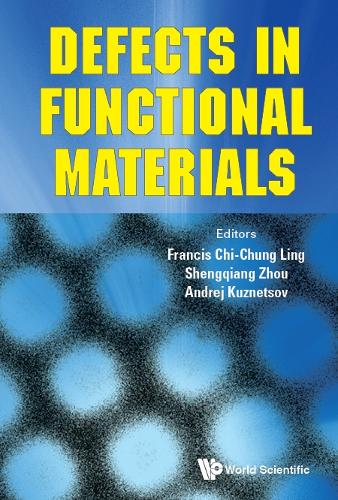 Defects In Functional Materials (Hardback)