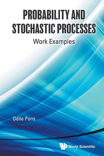 Probability Theory And Stochastic Processes: Worked Examples (Paperback)