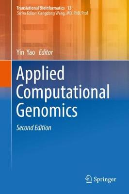 Applied Computational Genomics - Translational Bioinformatics 13 (Hardback)