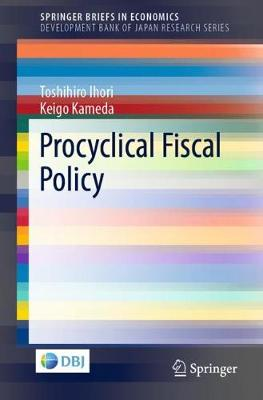 Procyclical Fiscal Policy - SpringerBriefs in Economics (Paperback)