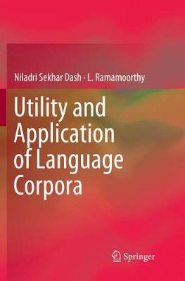 Utility and Application of Language Corpora (Paperback)